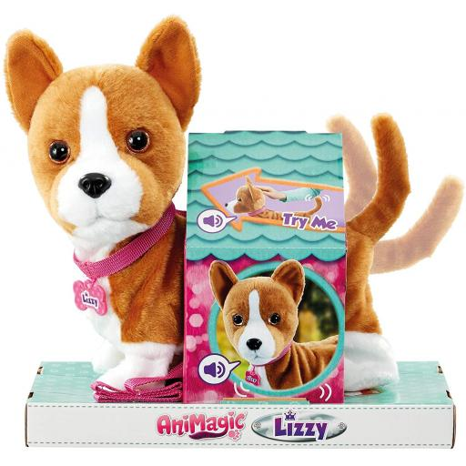 Vivid Toys Animagic Lizzy My Wigglin Walkin Pup