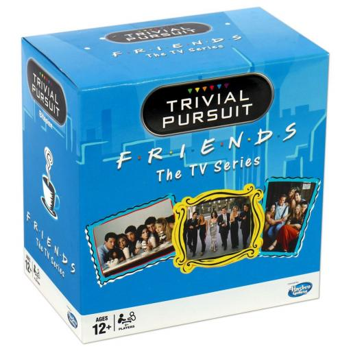 Trivial Pursuit Card Game - Friends Edition