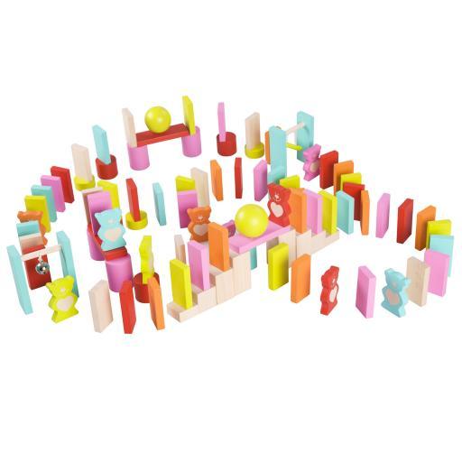 Classic World Kids Bear Dominoes