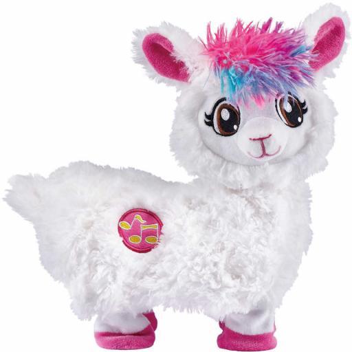 Zuru Pets Alive White - Boppi the Booty Shakin' Llama