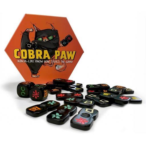 Bananagrams Cobra Paw Kids Board Game