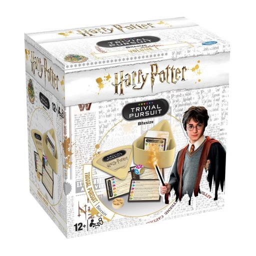 Bitesized Trivial Pursuit Card Game- Harry Potter Volume 1