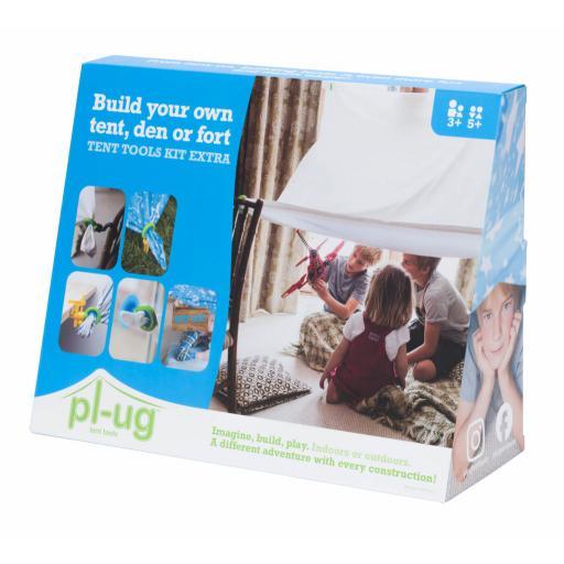 PL-UG Kids Tent Making Kit - Medium