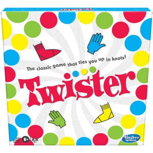 Hasbro Classic Twister Game