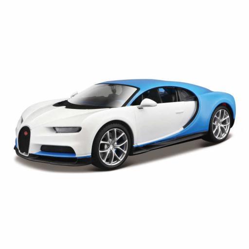 Bburago Bugatti Chiron | 1:24 Diecast Model Car
