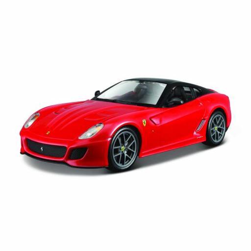 Ferrari 599 GTO| 1:24 Diecast Model Car
