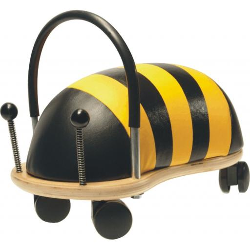 Wheelybug Kids Wooden Ride On Toy – Bumble Bee (Small)
