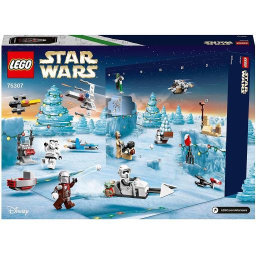 Lego 75307 Star Wars Christmas Advent Calendar 2021