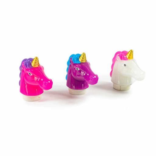 HGL Unicorn Head Slime / One Random Colour Per Purchase