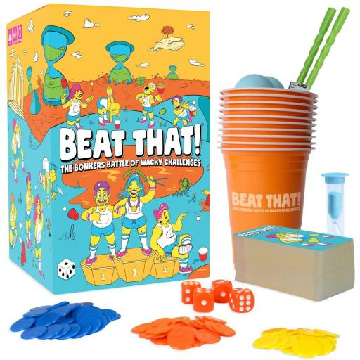 Beat That! The Bonkers Battle of Wacky Challenges